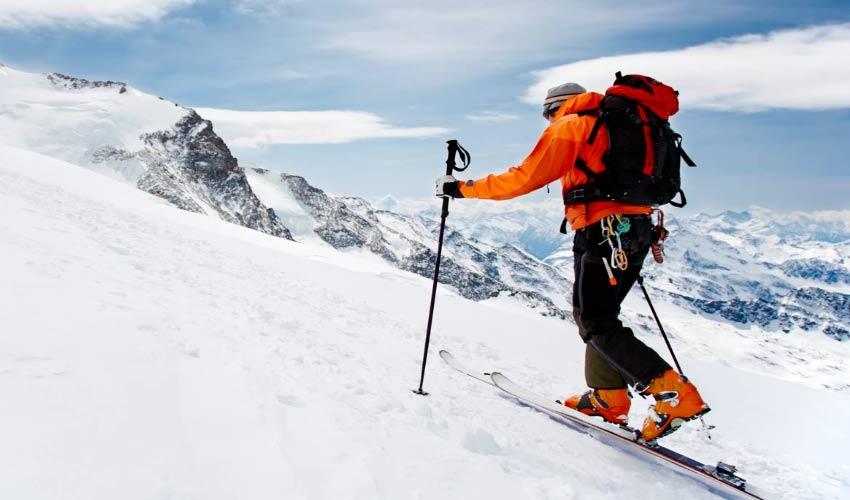 scialpinismo cosè e dove praticarlo